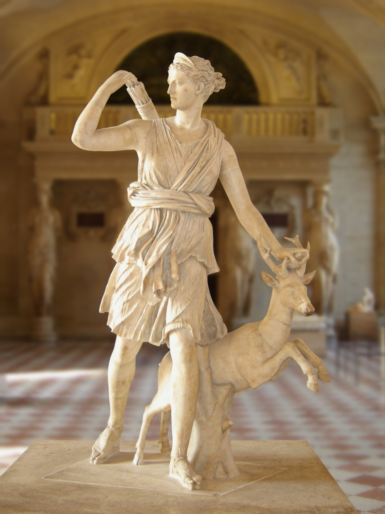 Déesse Diane de Versailles