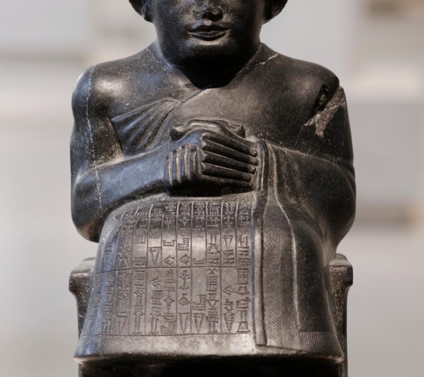 Statue de Gudea