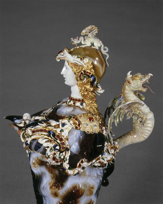 Aiguière en sardoine Musée du Louvre